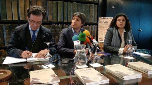 Societat Civil Catalana pospone su 'desembarco' en Madrid por la nevada