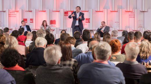 El PSOE llama a la unidad en sus filas pese a los sonados 'plantones' a Sánchez