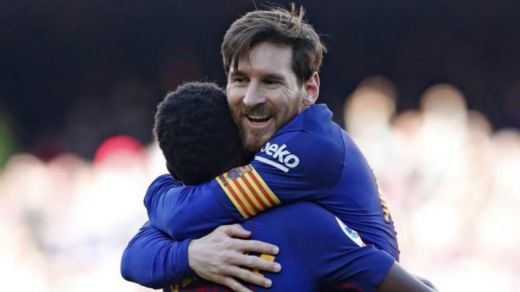 El Barça, a 16 puntos de ganar la Liga tras el tropezón del Atlético