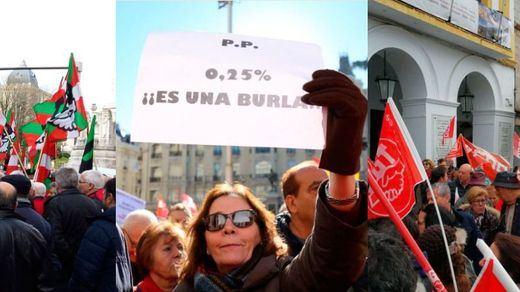 La calculadora de las pensiones: lo que cuestan al país y qué supone subir un 0,25%