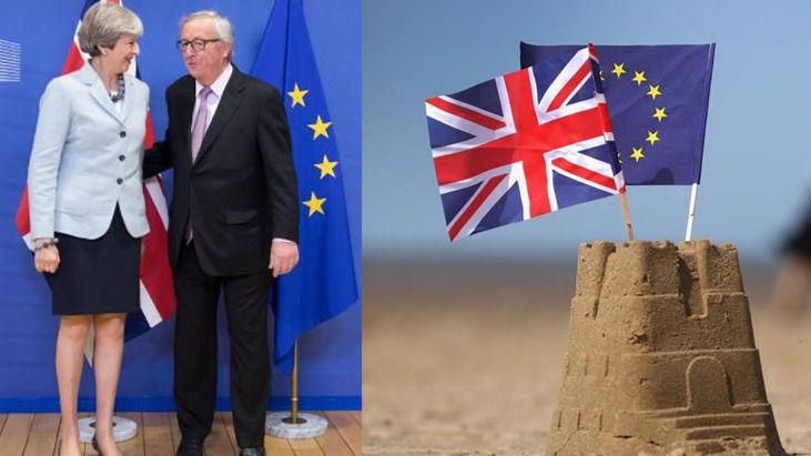 Sensación general: victoria e imposición de la Unión Europea a Reino Unido en el acuerdo del Brexit