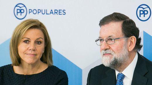 Rajoy, impertérrito: da la orden al PP de no reaccionar con las pensiones