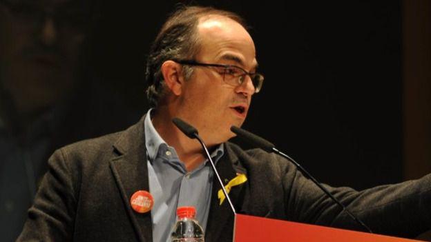 Turull, el 'tapado' de Puigdemont, sería el nuevo candidato a la investidura
