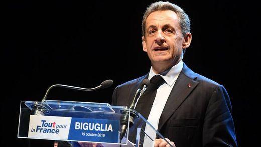 Sarkozy, detenido por presunta financiación ilegal de su campaña electoral