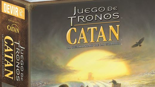 El popular juego de mesa 'Catan' saca una edición de 'Juego de Tronos'