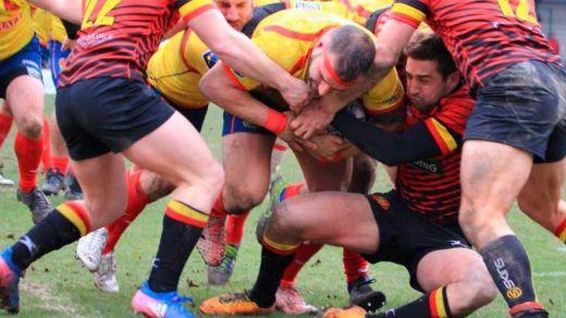 La selección de rugby recurre a la Comisión de Árbitros de Europa el 'robo' ante Bélgica