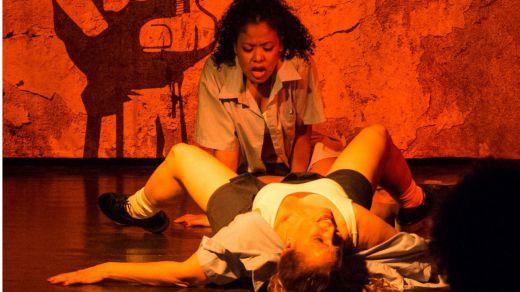 'Erógenas', un original planteamiento del grupo cubano Teatro Fragmentario