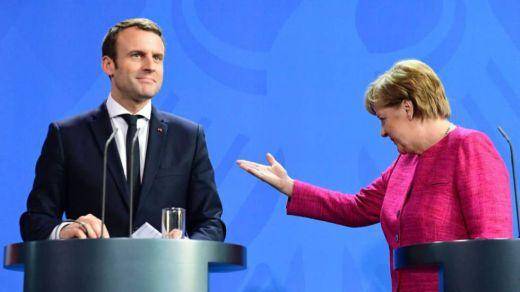 Los intentos de Merkel por devolver el liderazgo alemán en Europa