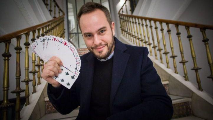 Jorge Blass: 'Hay que ser mago las 24 horas al día'