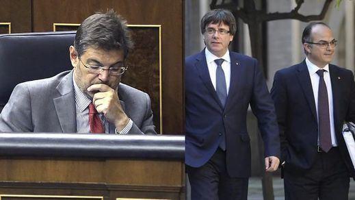 El Gobierno avisa: la investidura de Turull no supondría el fin del 155 en Cataluña