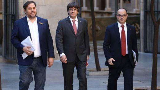El relato de la Guardia Civil sobre el papel de Turull en el desafío soberanista catalán