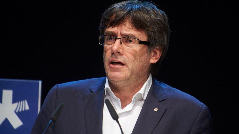 Puigdemont niega que la huida de Rovira estuviera 'coordinada'