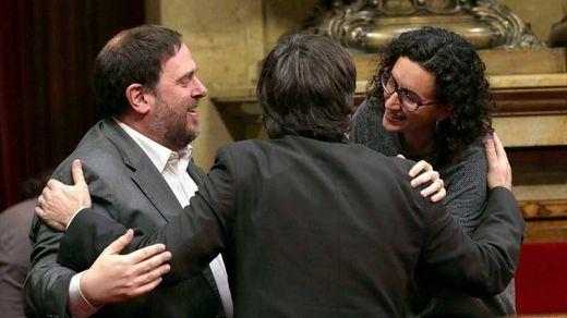Activadas las euroórdenes de detención para Rovira, Puigdemont, Comín, Serret, Puig y Ponsatí