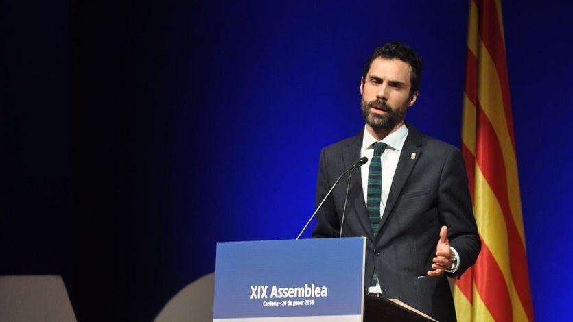Torrent anuló la investidura pero celebró un Pleno de protesta por la acción judicial contra el independentismo