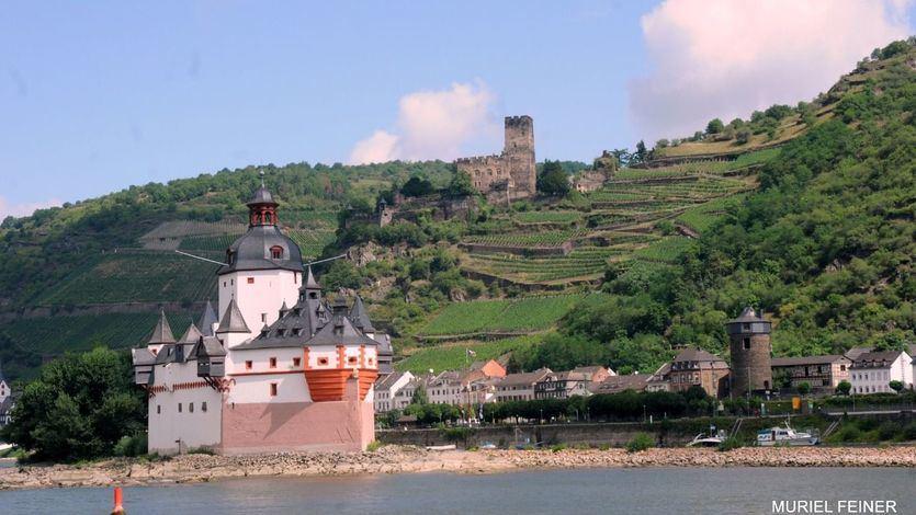 Un excelente plan para Semana Santa… o en cualquier época del año: apuntarse a un crucero fluvial por el Rin