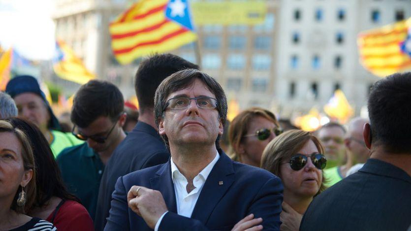 Puigdemont cayó presa del espionaje español