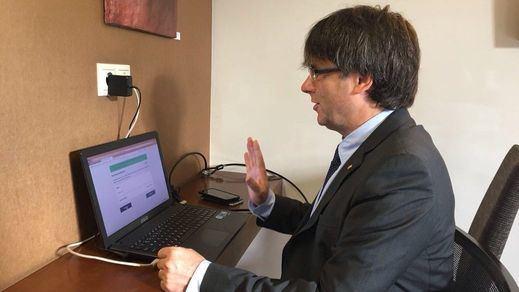 Puigdemont podría quedar en libertad con medidas cautelares