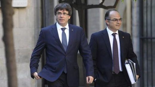 El Parlament contraataca: aprueba que Puigdemont, Sànchez y Turull puedan ser investidos