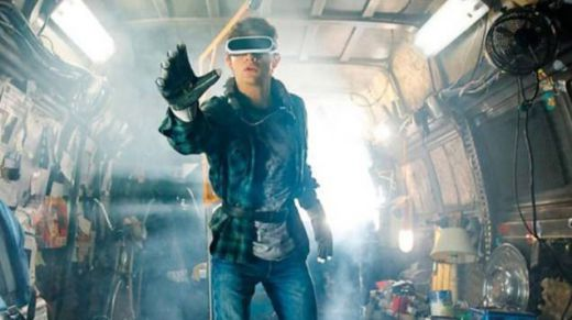 'Ready Player One': un divertido baño nostálgico 'ochentero'