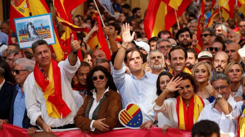 Como en el País Vasco de los tiempos de ETA: escoltas para los políticos catalanes no independentistas