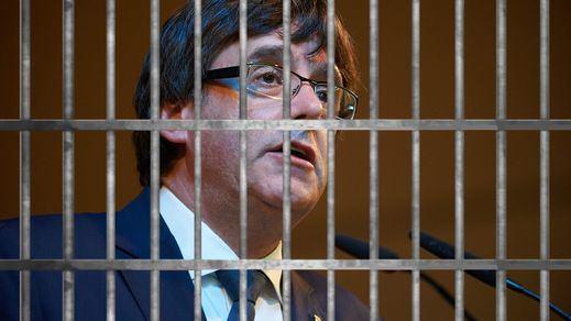 Puigdemont permanecerá preso, al menos, la Semana Santa