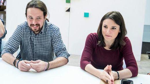 Pablo Iglesias e Irene Montero anuncian que serán padres de dos niños