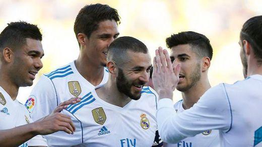 El Madrid sin la fe de Cristiano también sabe ganar sin problemas (0-3)