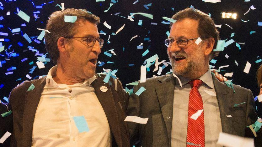 Feijóo sigue teniendo opciones de suceder a Rajoy aunque a Soraya le incomode