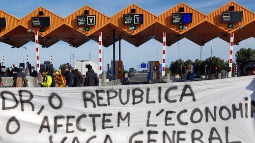 La 'kale borroka' catalana: así actuaron los denominados 'Comités de Defensa de la República'