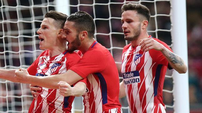 De penalti y sufriendo ante el Dépor... pero el Atleti no se rinde por la Liga (1-0)