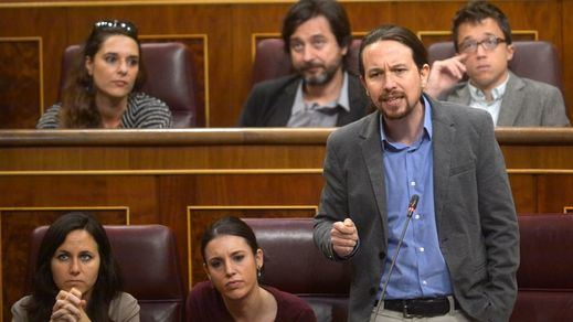 El 10% de los diputados de Podemos y sus confluencias tienen planes privados de pensiones