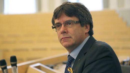 Puigdemont pide anular la causa abierta por el 'procés' y reitera que no hubo