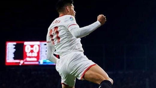 El Sevilla quiere hacer historia en Champions ante el Bayern de Lewandowski