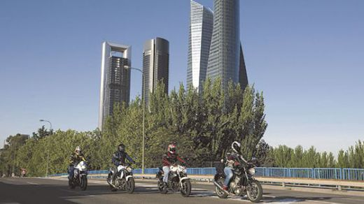 Arranca en Ifema 'Vive la moto', el Gran Salón de la moto de Madrid