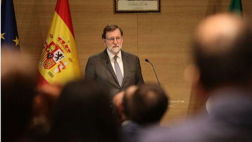 Rajoy, sobre la polémica del máster de Cifuentes: