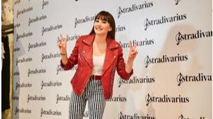 Inditex 'se sube al carro' del éxito de OT: Aitana, nueva imagen de Stradivarius