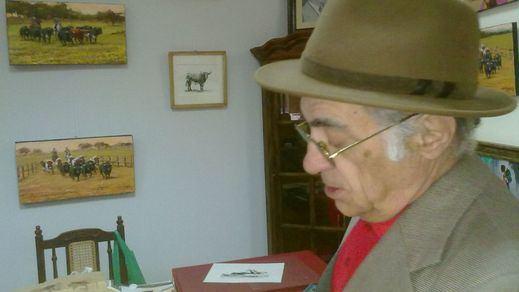 Grave situación personal y de salud de José Antonio Sanz, el hombre que más sabe de Manolete