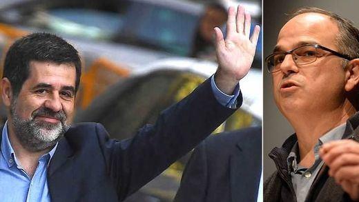 Turull renuncia; Jordi Sànchez vuelve a reclamar ser president