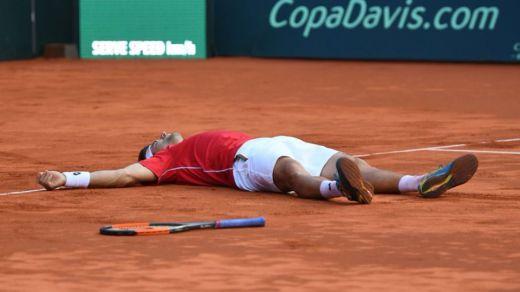 Ferrer, la épica y el punto final para el recuerdo en la Copa Davis ante Alemania