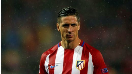 Fernando Torres confirma su salida del Atleti con este mensaje a la afición