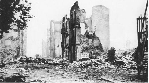 El argumento del PP para vetar una comisión que investigue el bombardeo de Gernika