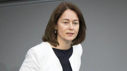 El Gobierno alemán da un toque a la ministra que dudó del proceso judicial contra los independentistas