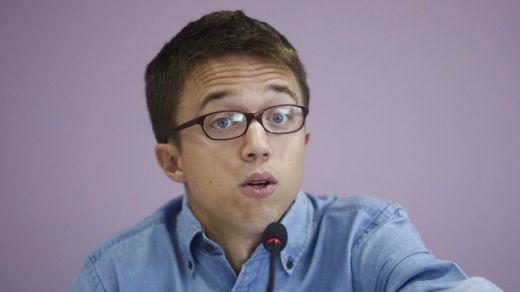 Errejón ve acelerado su paso a candidato para la Comunidad de Madrid por el 'caso Cifuentes'