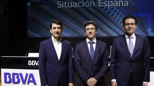 BBVA Research cree que España crecerá más de lo esperado este año: un 2,9%