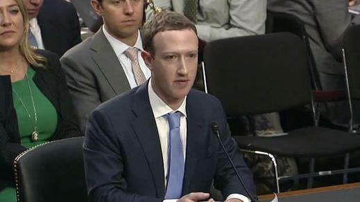 Zuckerberg se disculpó ante el Senado de EEUU por el escándalo de los datos privados en Facebook