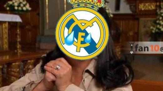 Los mejores memes del polémico Real Madrid 1-3 Juventus