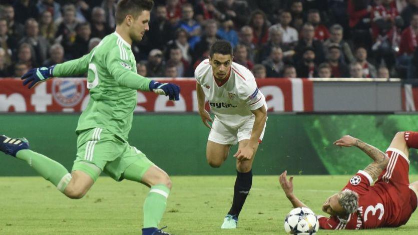 El Sevilla, fuera de Europa pero por la puerta grande (0-0)