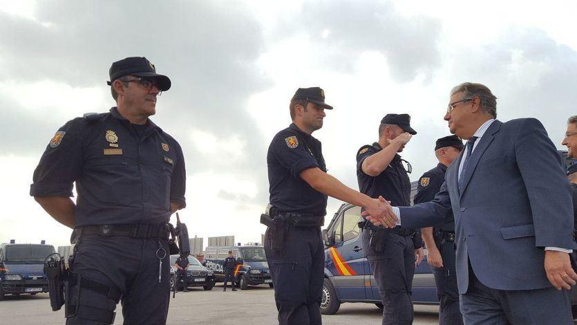 Un sindicato policial denuncia ante la Fiscalía que la Universidad Rey Juan Carlos facilitó el ascenso de 200 mandos con 'títulos exprés'