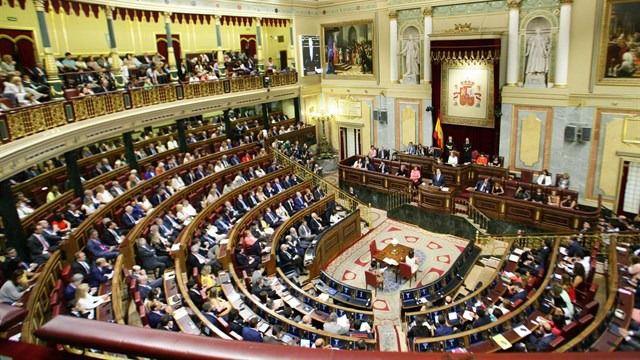 El Congreso aprueba el informe sobre financiación de partidos pese a los votos particulares de PP, PNV, ERC y PDeCAT