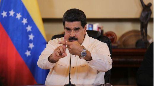 El Congreso, a petición de C's, avala las sanciones al régimen de Maduro